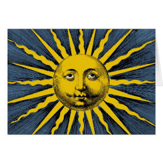 Ye Olde Sunbeam Card