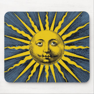 Ye Olde Sunbeam Mouse Pad