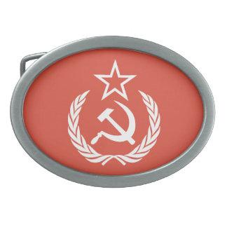 Ye Ole Commie Belt Buckle