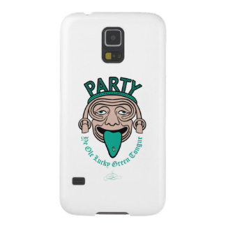 Ye Ole Lucky Green Tongue Case For Galaxy S5