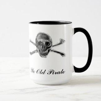 Ye Ole Pirate Mug