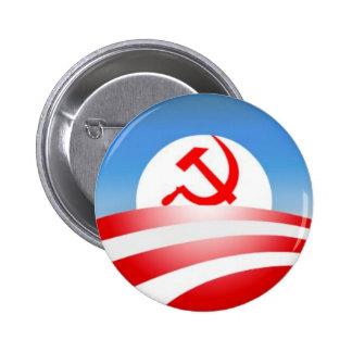 Yea Communism Button