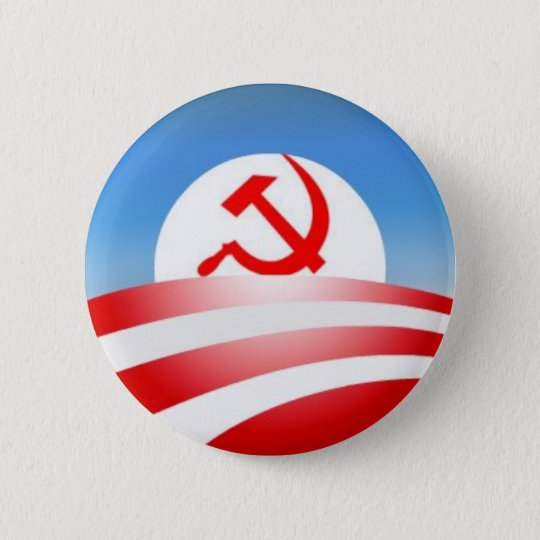 Yea Communism! Pinback Button