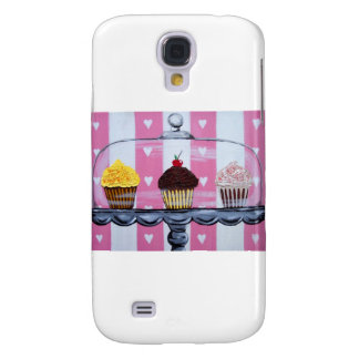 yea! cupcakes! galaxy s4 cover