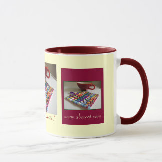 Yea for Trivets! by gretchen Coffee and Tea Mug
