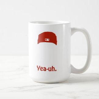 ¡Yea-uh! Taza Clásica