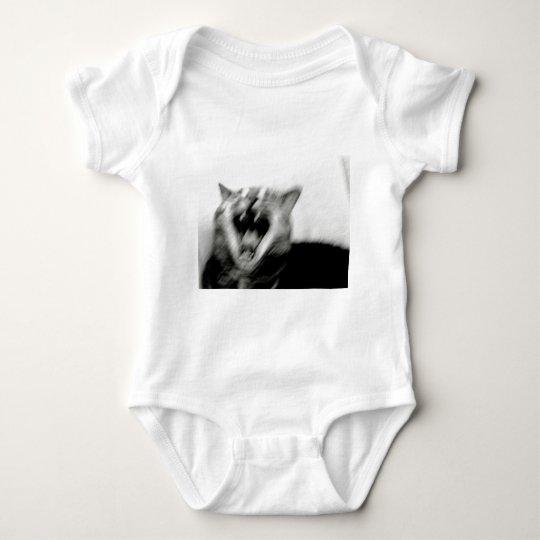 YEAH!! Cat Power Baby Bodysuit