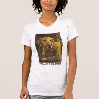 Yeah I m a Dog Person T-shirt