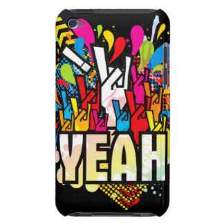 YEAH! iPod TOUCH Case-Mate CASE