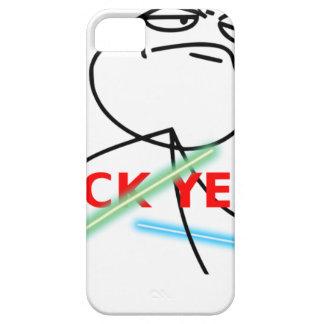 Yeah Jedi meme iPhone 5 Cover