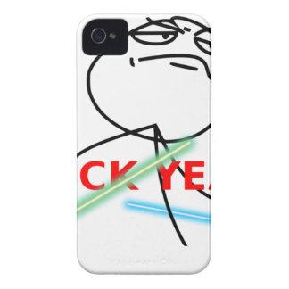 Yeah Jedi meme iPhone 4 Case-Mate Case