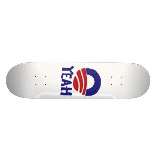 Yeah Obama Skate Deck