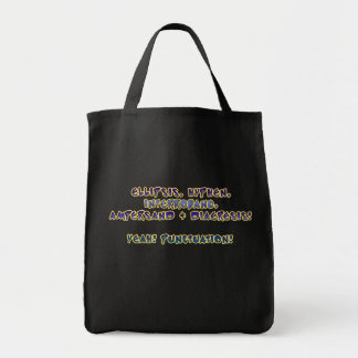 Yeah! Punctuation! Tote Bag