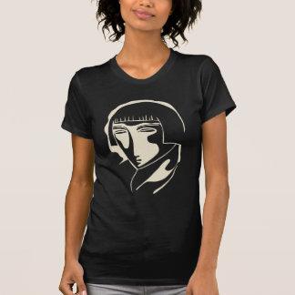 year 1928 woman face tee shirt