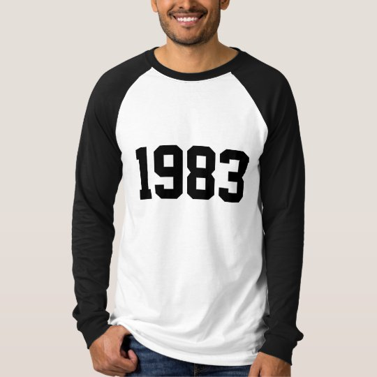 Year 1983 T-Shirt