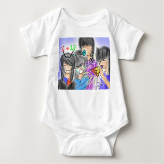 Year 2013 Celebration Baby Bodysuit