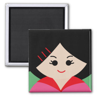 year book face 14 2 inch square magnet