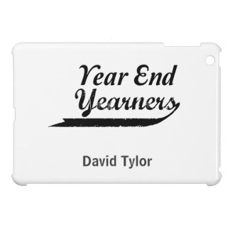year end yearners iPad mini cases