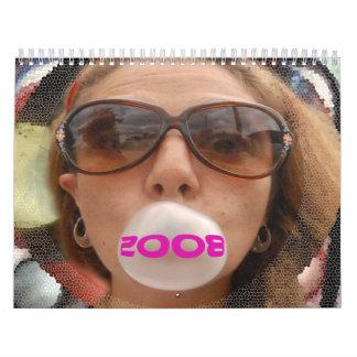 Year in photos calendar