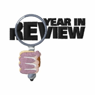 YEAR IN REVIEW JACKET