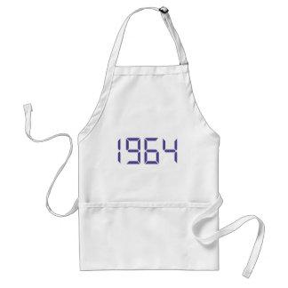 Year of birth - 1964 - Birthday Aprons