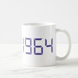 Year of birth - 1964 - Birthday Mug