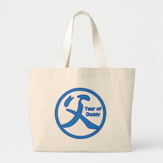 Year Of Daddy Tote Bag