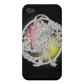 year of dragon cover for iPhone 4