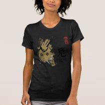 Year of RABBIT Painting Seal Animal Chinese Zodiac T-Shirt