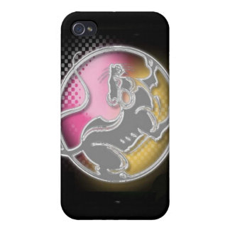year of rat iPhone 4/4S cases