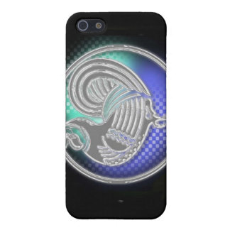 year of rooster cover for iPhone 5/5S
