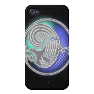 year of rooster iPhone 4/4S cover