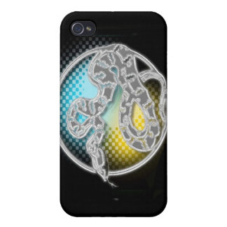 year of snake iPhone 4 cases