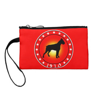 Year of the Dog 1970 Coin Wallets