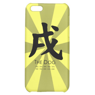 Year of the Dog iPhone 5C Cover