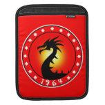 Year of the Dragon 1964 iPad Sleeve