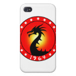 Year of the Dragon 1964 iPhone 4/4S Cases