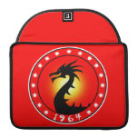 Year of the Dragon 1964 MacBook Pro Sleeves