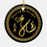 Year of the Dragon 2012 - Chinese New Year Ornaments