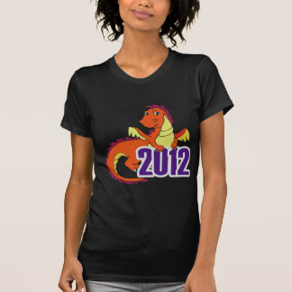 Year of the dragon 2012  chinese new year T-Shirt