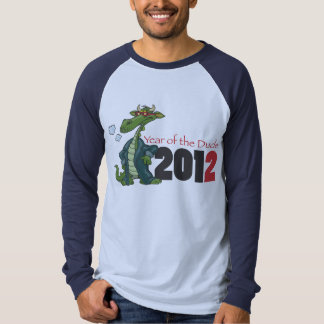 Year of the Dragon 2012 Dude T-Shirt