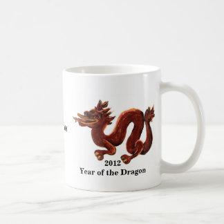 Year of the Dragon 2012 mug