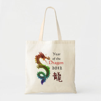Year of the Dragon 2012 Tote Bag