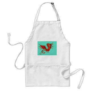 Year of the Dragon Aprons