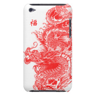 Year of The Dragon Barely There iPod Cover