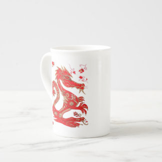 Year of the Dragon Bone China Mug Tea Cup