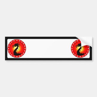 Year of the Dragon Bumper Stickers