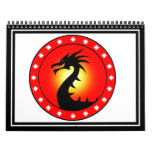 Year of the Dragon Calendar