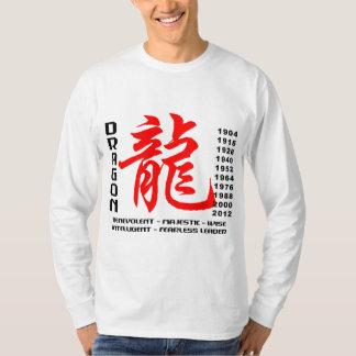 Year of The Dragon Characteristics T-Shirt