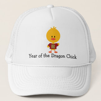 Year of the Dragon Chick Hat